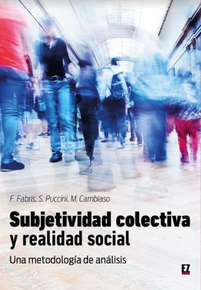 Portada Subjetividad Colectiva y Realidad Social.